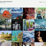 North London Artist Network website