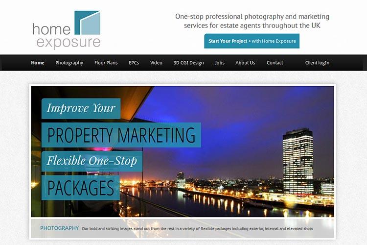 Home Exposure website (opens in new window)