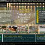 Vetraland website