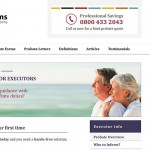 Probate Forms website