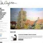 Dan Wrightson website