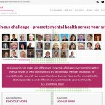 Mental Health Challenge website