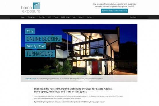 Home Exposure website (opens in new window)