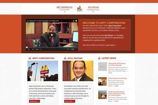Appt Corporation website (opens in new window)