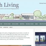 High Living Barnet website