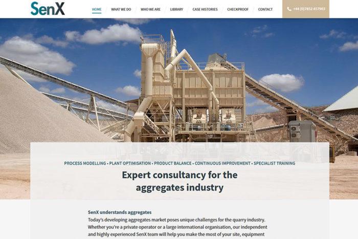 SenX website