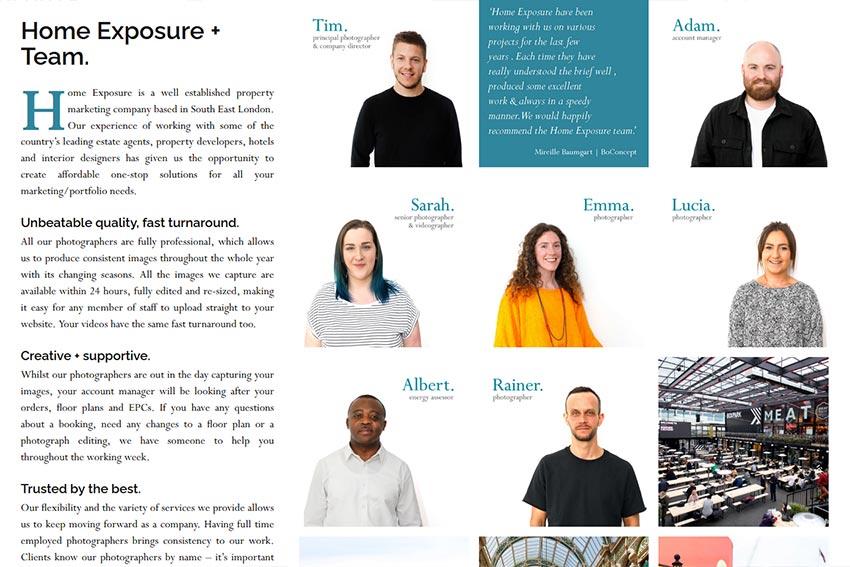 Home Exposure team home-exposure.co.uk
